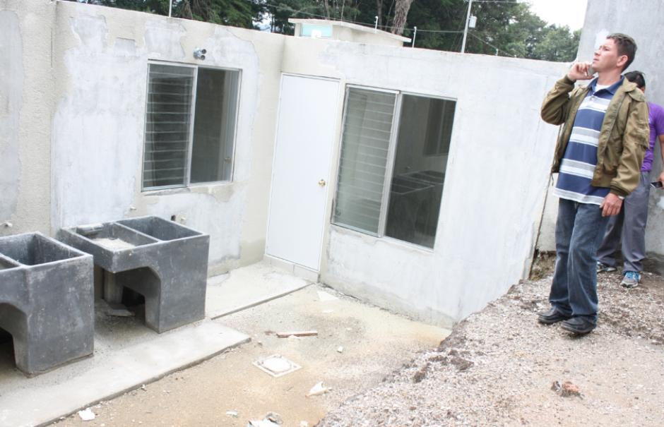 """Los vecinos se encuentran desesperados y aburridos de oír que """"el proyecto ya va"""". (Foto: PDH)"""