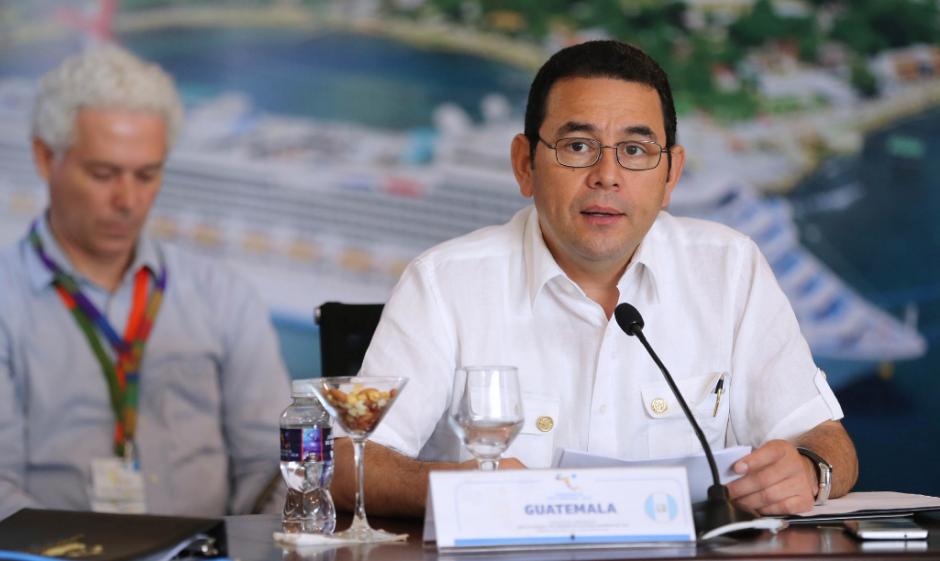 El presidente defendió la integración de la región durante la reunión de Jefes de Estado. (Foto: Gobierno)