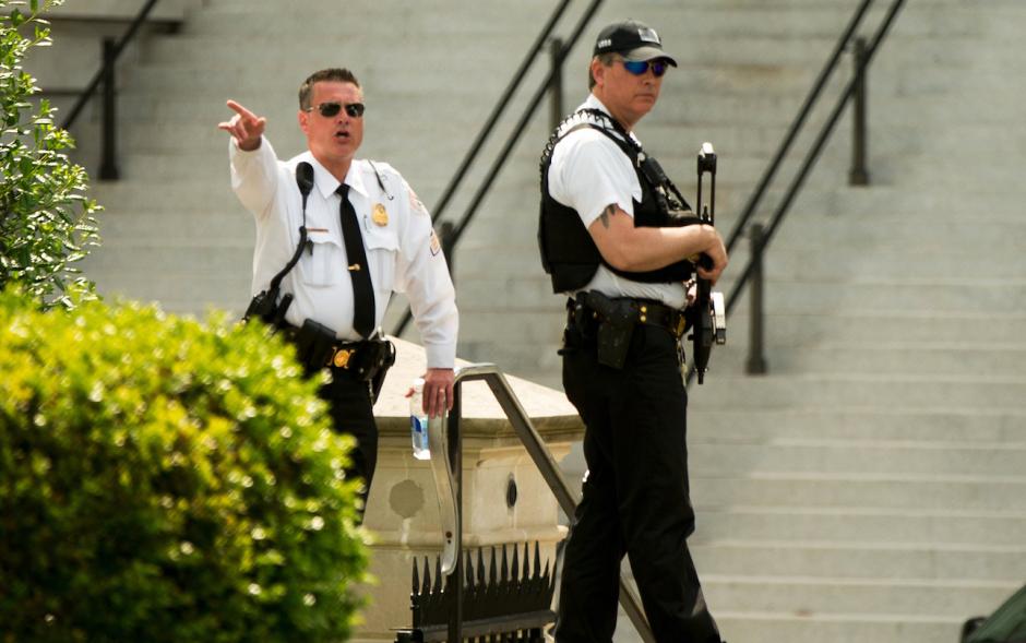 Los agentes aseguraron que no acató las órdenes. (Foto: InUsaNews)