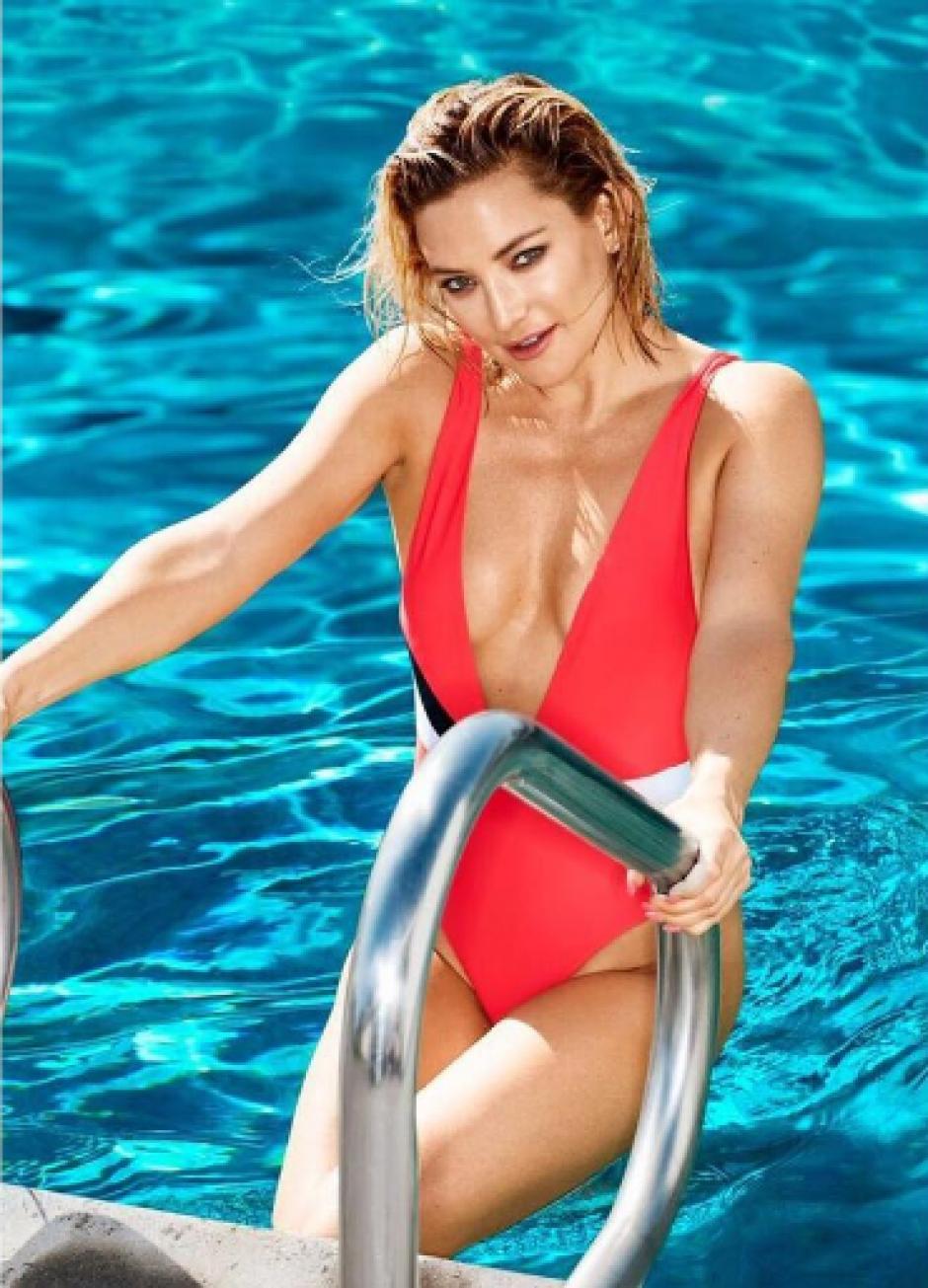 La actriz ya ha posado en varias ocasiones con ropa de playa. (Foto: Instagram)
