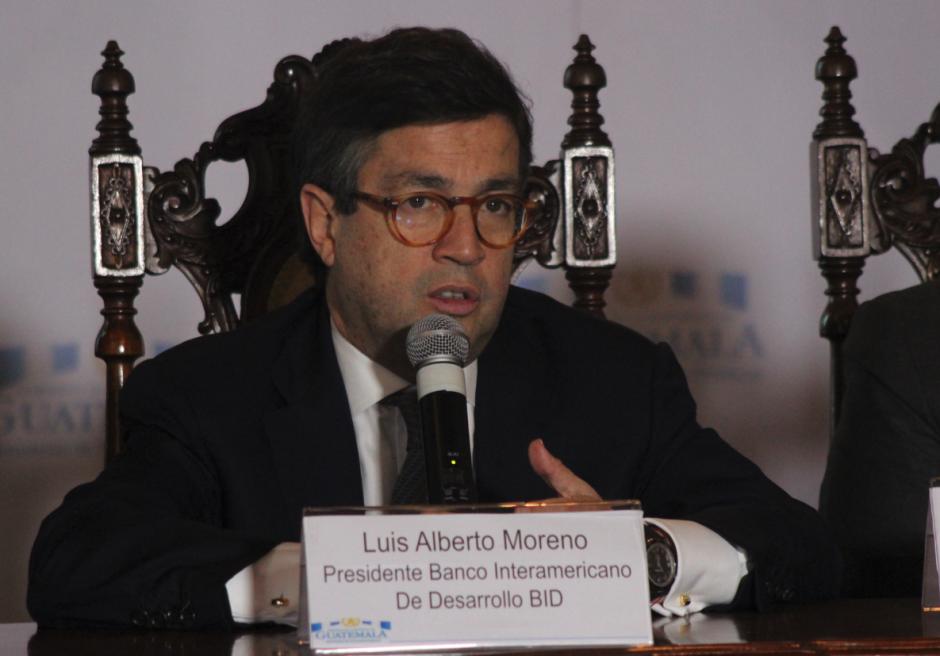 Como presidente de un banco también se pregunta si el dinero de los préstamos será devuelto. (Foto: Alejandro Balán/Soy502)