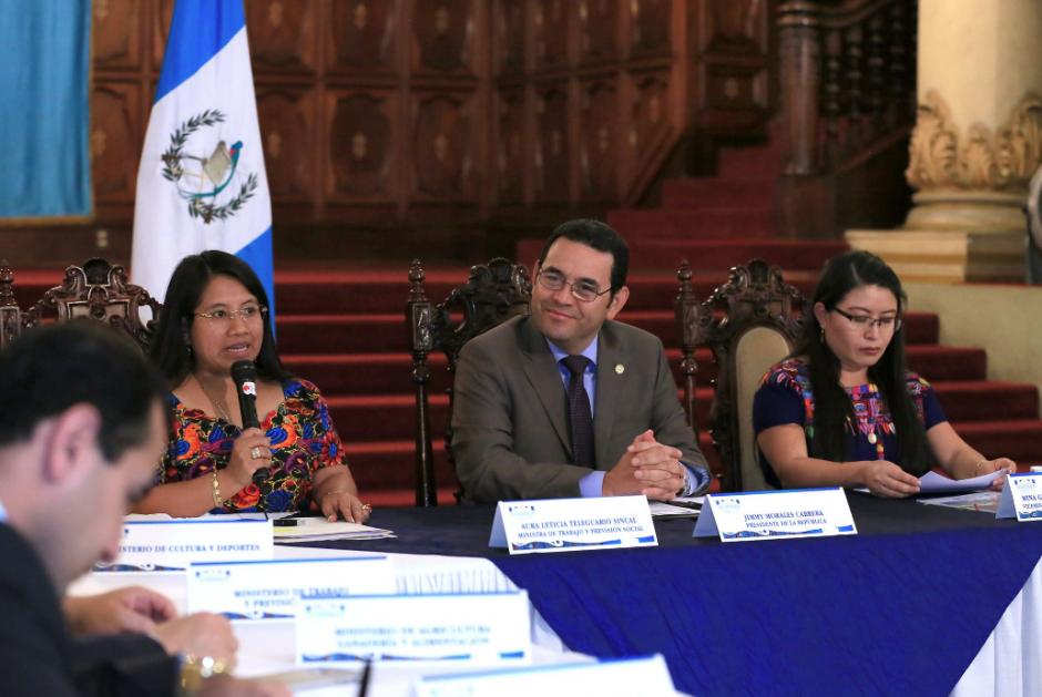 Morales estuvo más de un día sin pronunciarse ante lo sucedido en la prisión. (Foto: AGN)