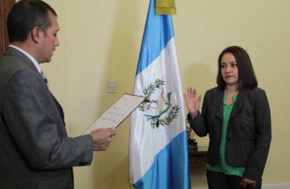 García era una persona de confianza del ministro. (Foto: Gobernación)