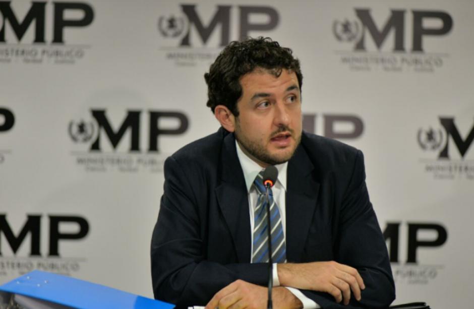 El interventor fue nombrado por el Juzgado de Extinción de Dominio. (Foto: Wilder López/Soy502)