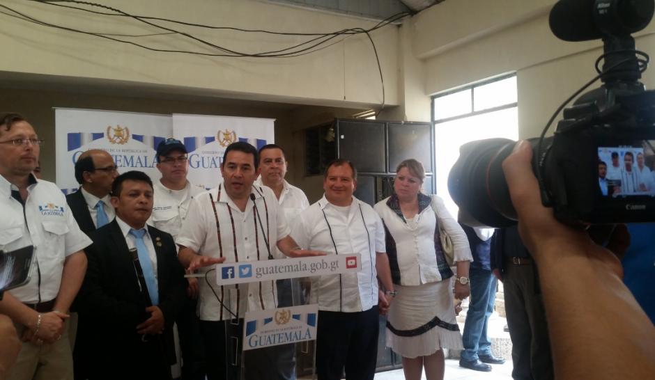 Presidente se pronunció sobre la renuncia del ministro Cabrera. (Foto: AGN)