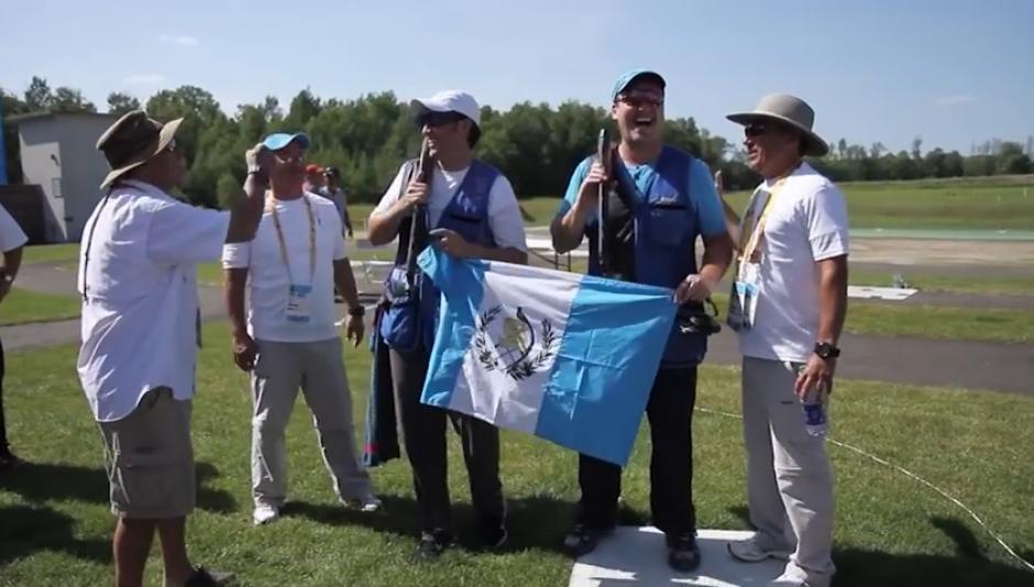 Los hermanos Brol serán parte de la delegación guatemalteca en Río 2016. (Foto: Captura de imagen)