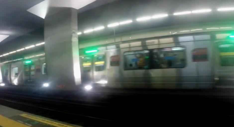 El metro es un sistema masivo de movilización. (Foto: Pedro Pablo Mijangos/Soy502)