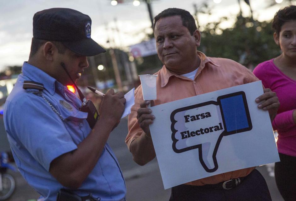 El próximo noviembre se celebran nuevas elecciones en Nicaragua. (Foto: EFE)