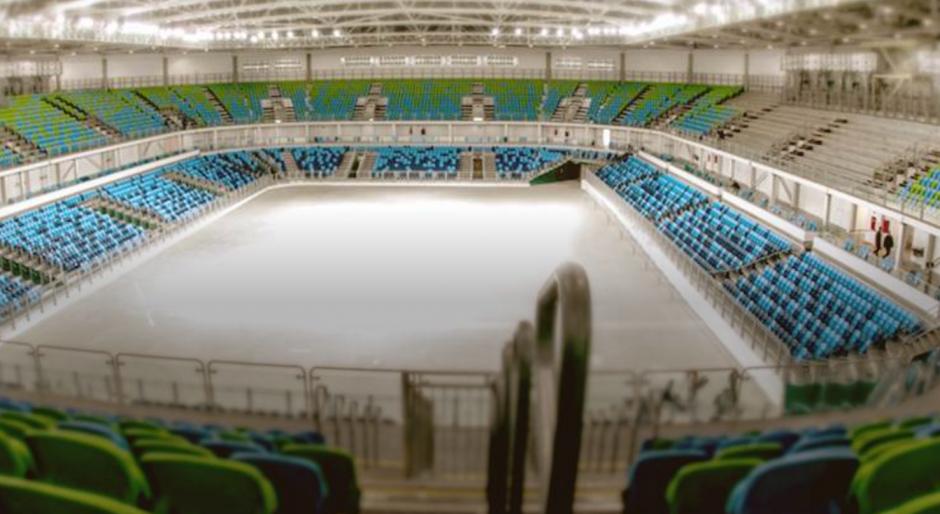 Así es por dentro la Arena Carioca donde competirá Ramos el 6 de agosto. (Foto: página oficial de Río2016)