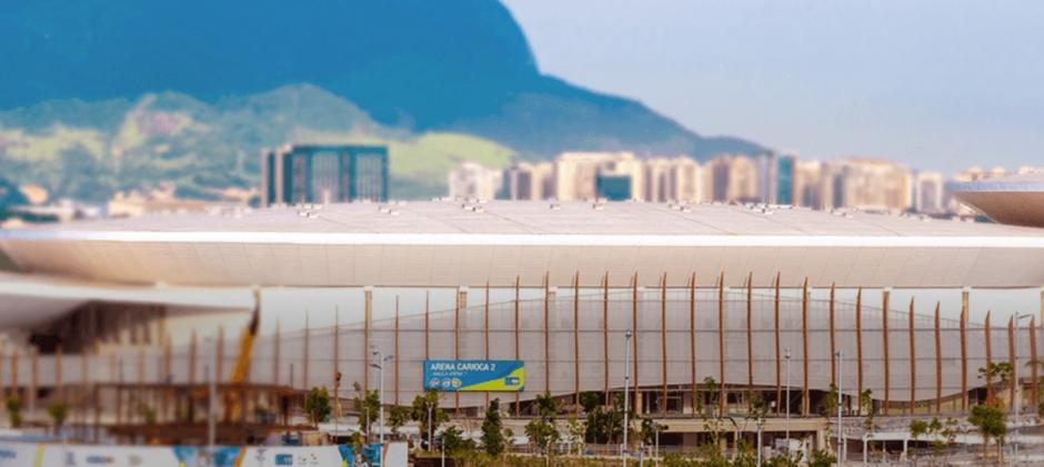 La Arena Carioca está ubicada en el parque olímpico, en el sector de Barra de Tijuca, en Río. (Foto: página oficial de Río2016)