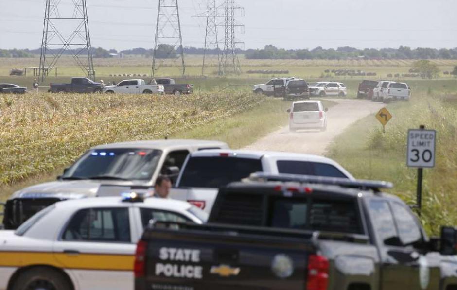 El accidente se reportó pasadas las 07:30 horas de este sábado, hora local. (Foto: Statesman)