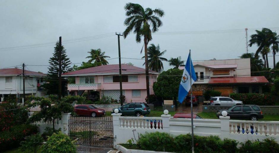 Las instituciones diplomáticas de Guatemala en el país ya han sido evacuadas. (Foto: Minex)