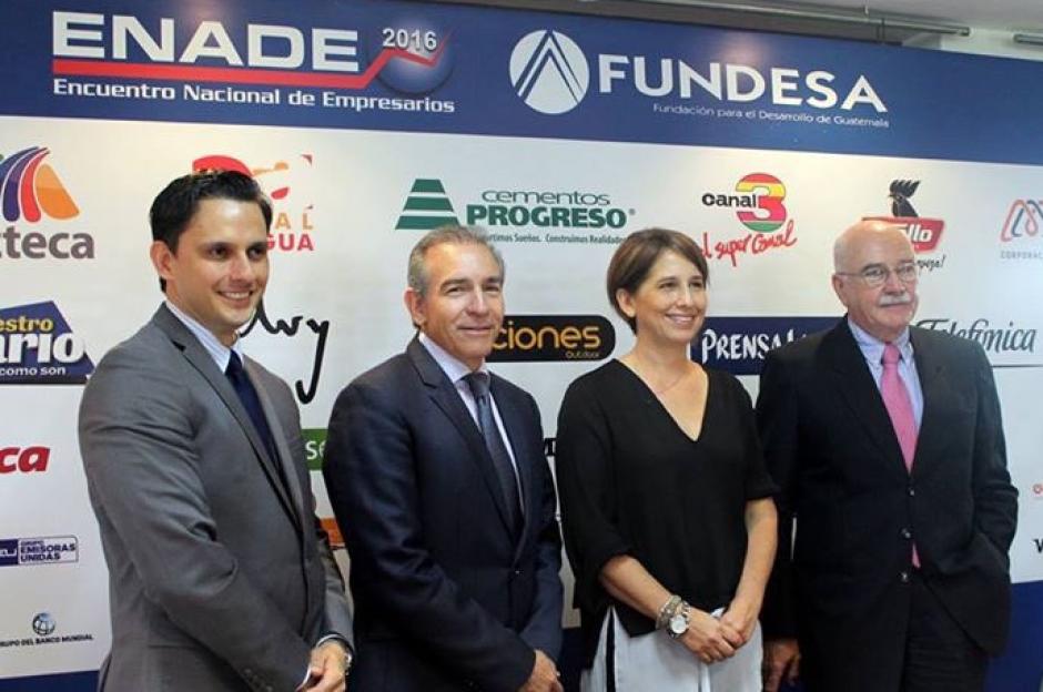 El foro del Encuentro Nacional de Empresarios (ENADE) se realizará el 6 de octubre. (Foto: Fundesa)