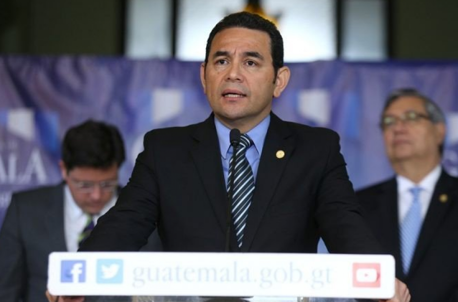 Morales explicó que si alguien le señala de robar que le denuncie. (Foto: AGN)