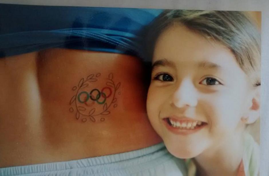 Valerie Gruest creció desde niña con el sueño olímpico. Su mamá y tía representaron a Guatemala. (Foto: Facebook)