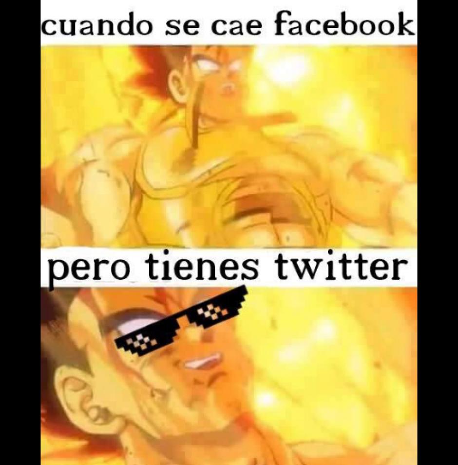 Los usuarios de Twitter aprovecharon para reírse de los seguidores de Facebook. (Foto: Twitter)