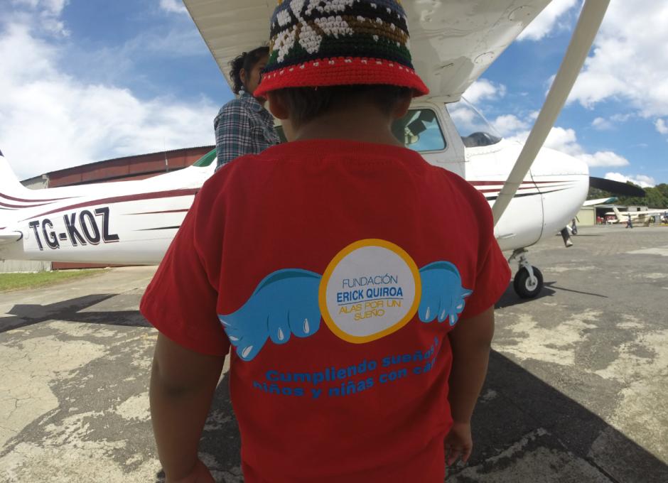 La Fundación Erick Quiroa cumplió el sueño de 40 niños con cáncer. (Foto: Roberto Caubilla/Soy502)