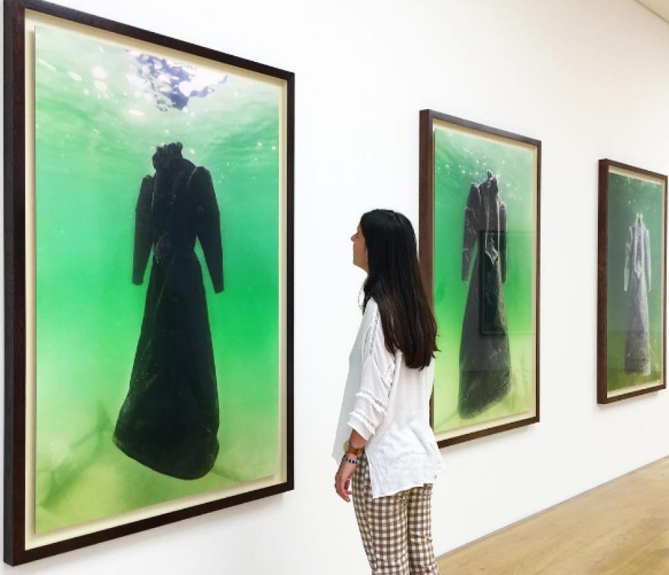 En la galería expone todo el proceso de transformación. (Foto: Instagram)