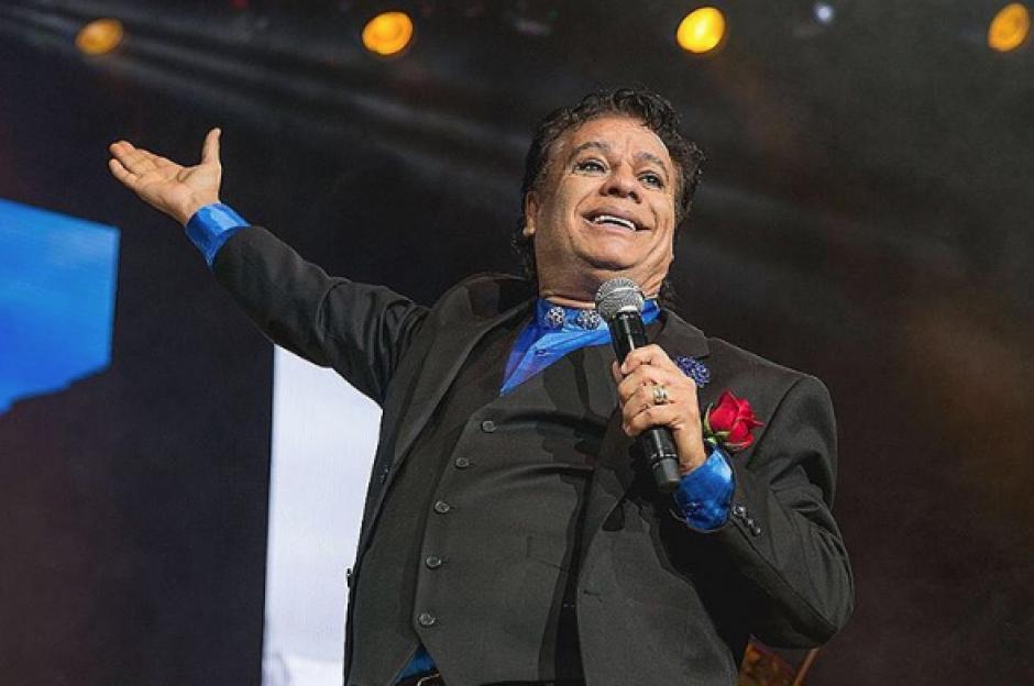El cantante tenía que cantar este domingo en El Paso, Texas. (Foto: El Universal)