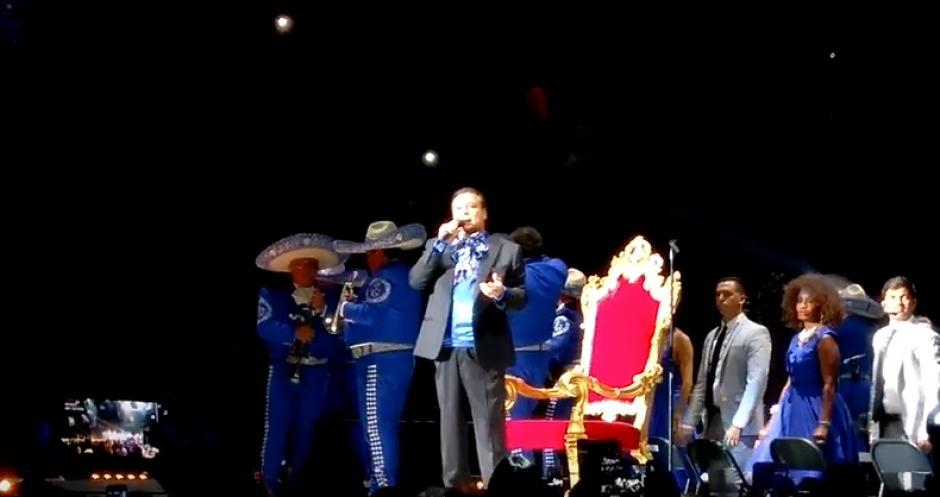 Juan Gabriel falleció en Santa Mónica este domingo. (Foto: YouTube)