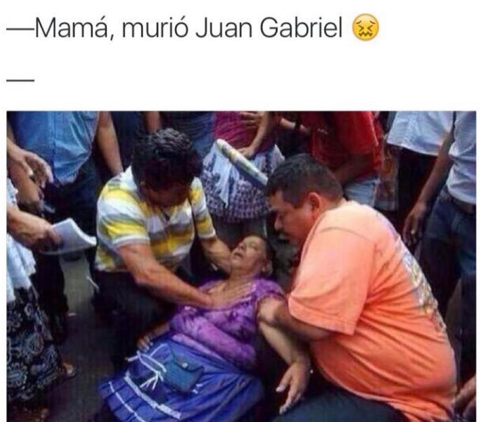 La noticia consternó a los mexicanos y al resto del mundo. (Foto: Twitter)