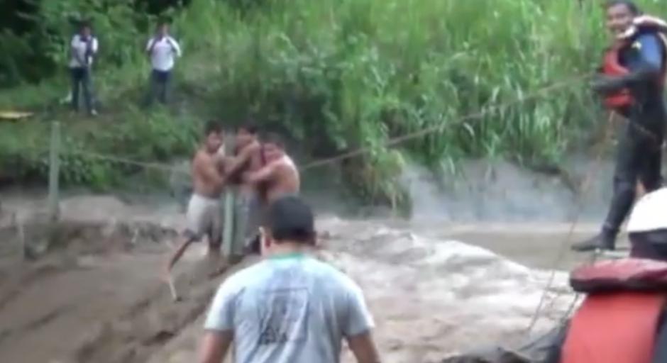 Las lluvias provocaron la crecida del río Nil. (Foto: Youtube)