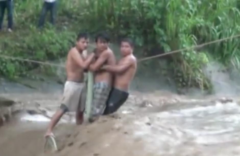 Morales señaló que Guatemala tiene muchos héroes. (Foto: Youtube)