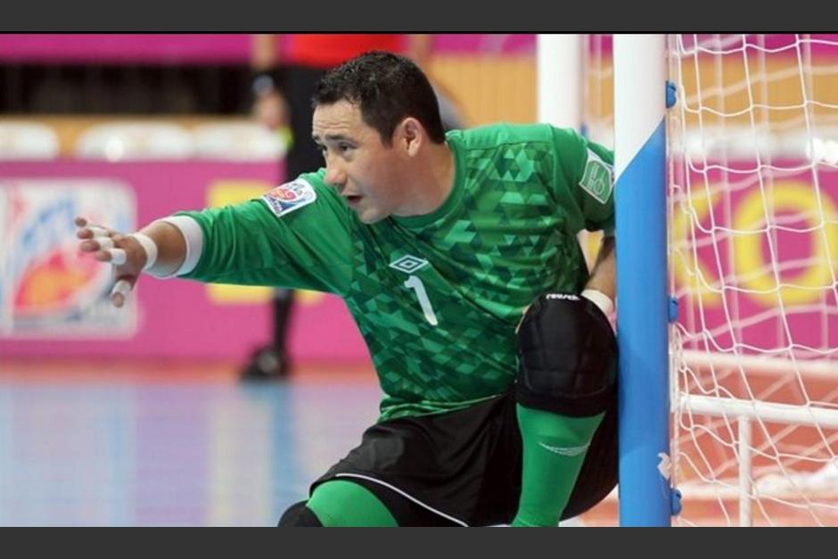 Carlos Mérida se despide de la Sele de futsal tras 17 años. (Foto: Archivo)
