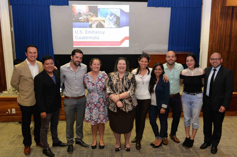 El programa YLAI reunirá a 250 jóvenes latinos. (Foto: Embajada de EE.UU)