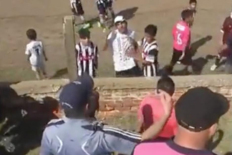 El juego es de la categoría infantil en Argentina. (Foto: Captura de imagen)