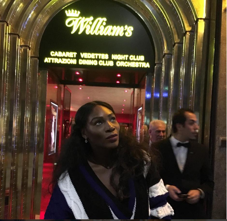 Serena Williams es una de las mejores tenistas de la historia. (Foto: Instagram)