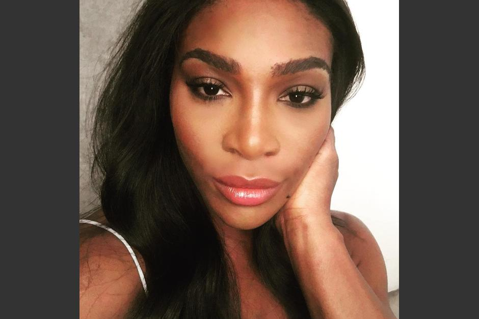Serena Williams mostró sus dotes de bailarina. (Foto: Instagram)