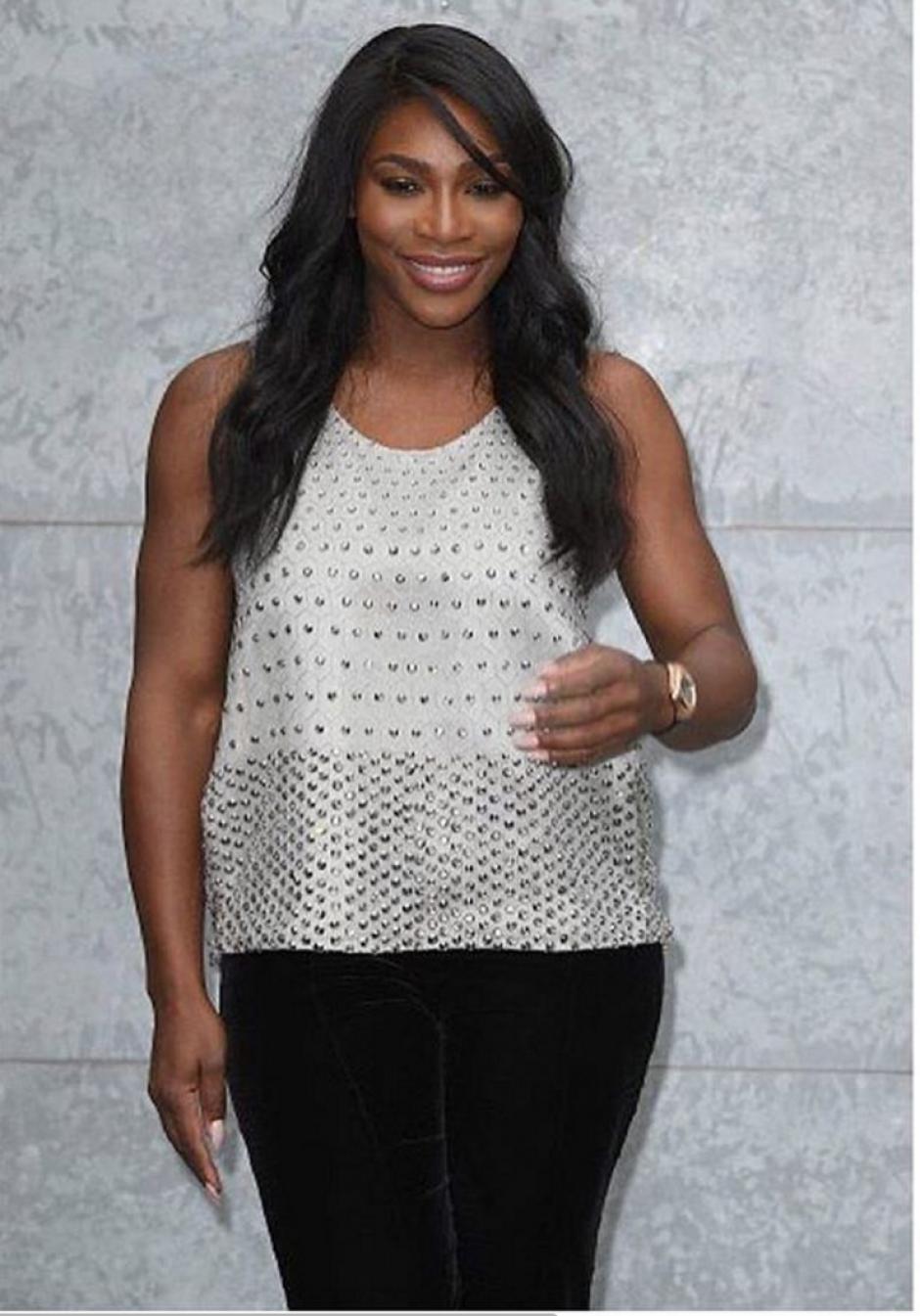 Deporte y moda, así es la vida de la tenista Serena Williams. (Foto: Instagram)
