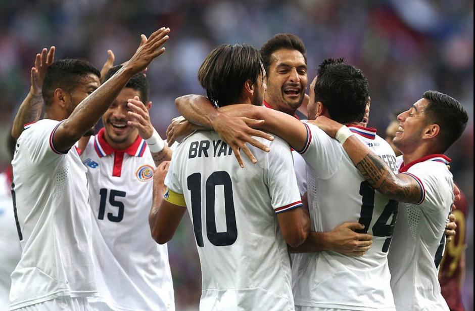 Costa Rica superó a Rusia con gran demostración ofensiva. (Foto: Agencias)
