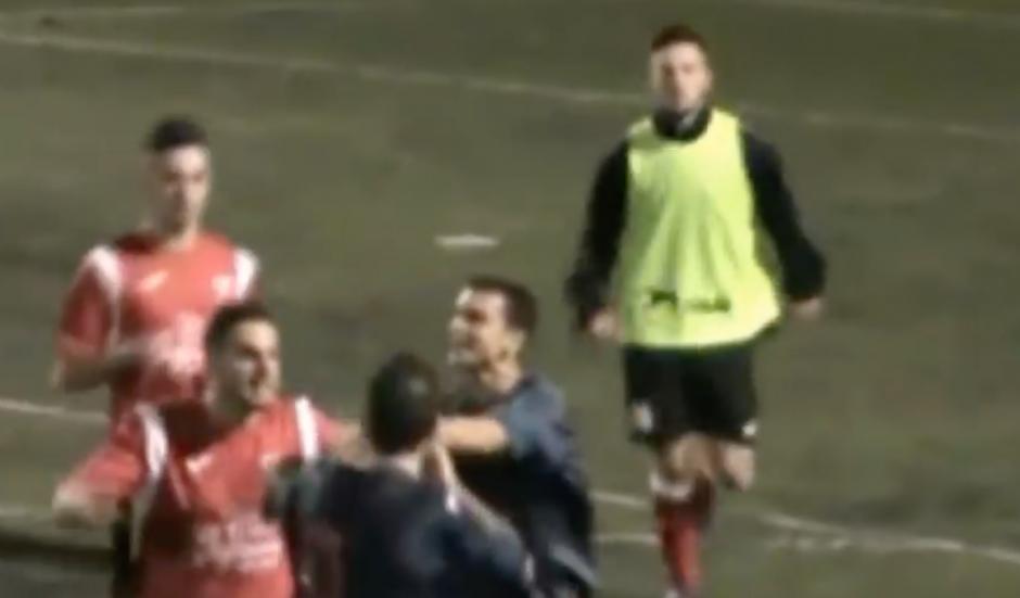 """En polémica terminó un pedido de """"fair play"""". (Foto: Captura de imagen)"""