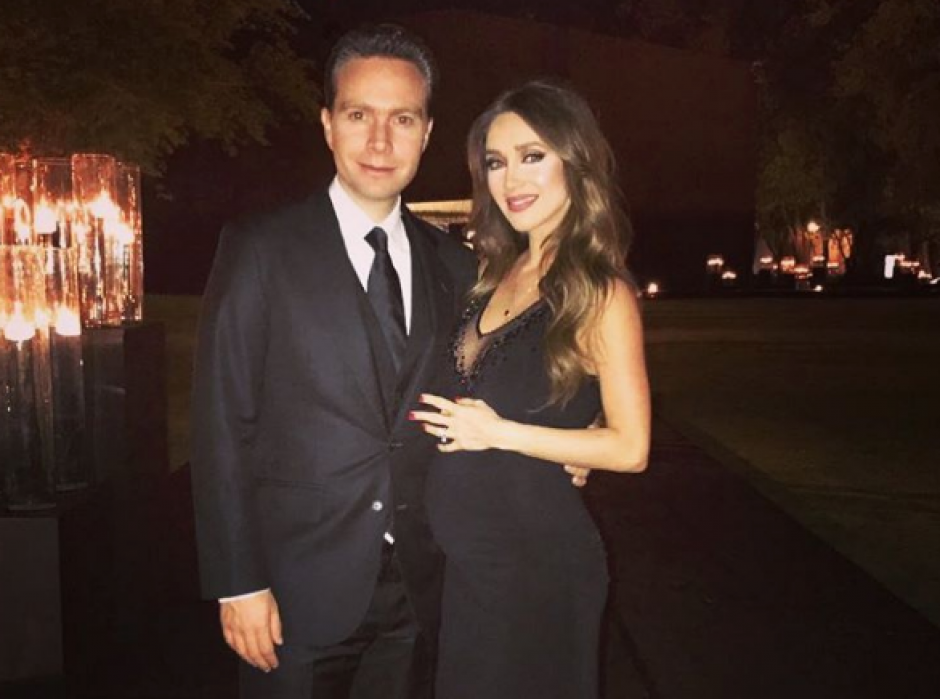 Manuel es el primer hijo de la pareja. (Foto: Instagram)