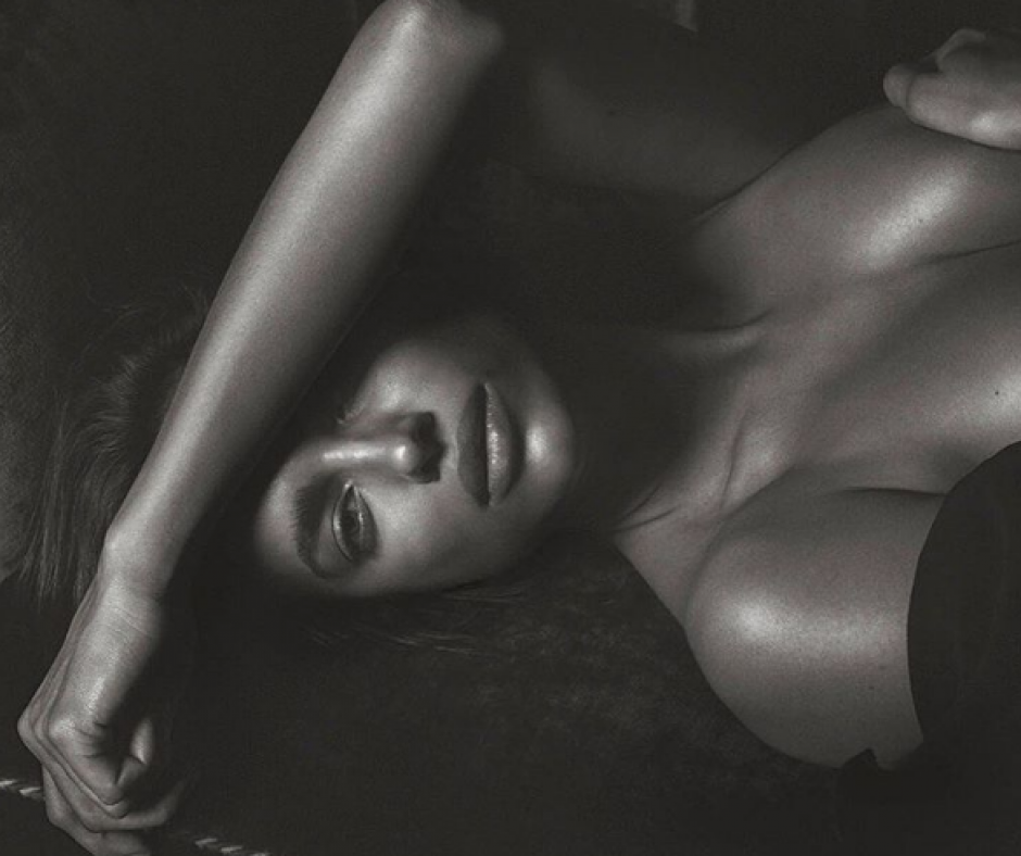 La modelo volvió a deslumbrar. (Foto: Instagram)