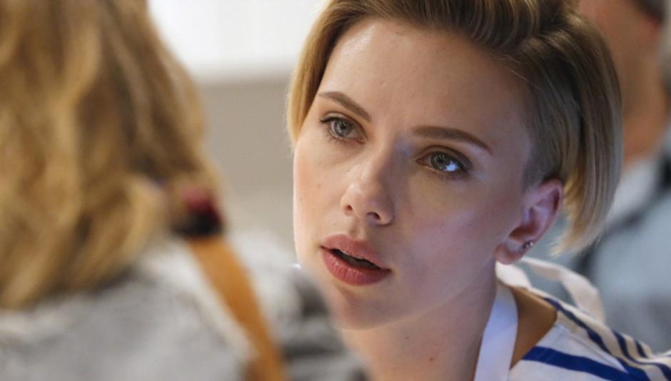La actriz Scarlett Johansson inauguró un negocio de palomitas gourmet. (Foto: AFP)