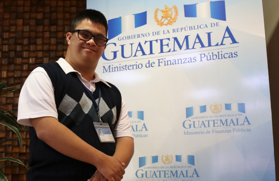 Diego Pérez llegó al ministerio de Finanzas en julio. (Foto: Alejandro Balán/Soy502)