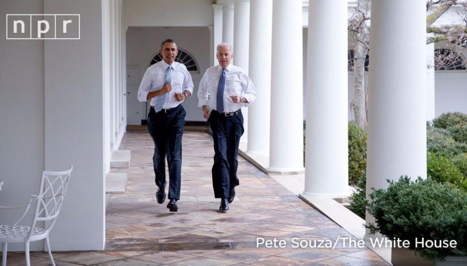 El presidente cede el relevo al electo Donald Trump. (Foto: Pete Souza)