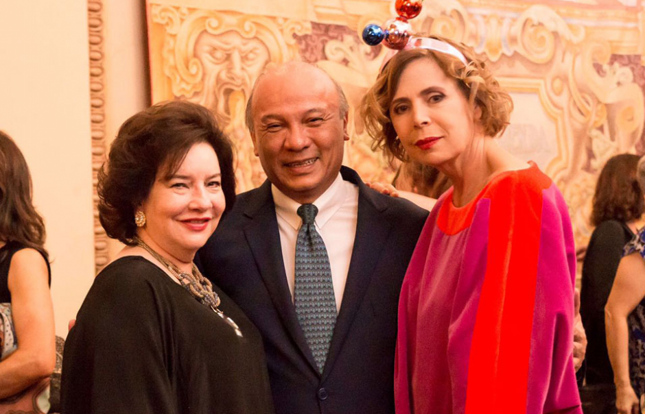 El Ministro celebró una actividad personal en el Palacio y las redes se encendieron con los comentarios. (Foto: Ágatha Ruiz de la Prada)