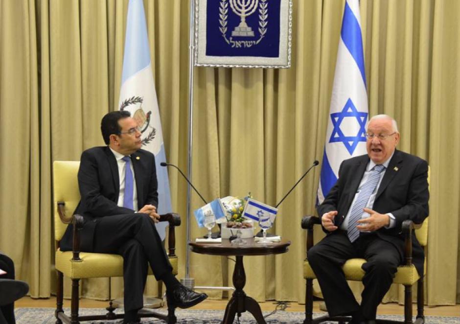 El Presidente mantuvo reuniones con los dirigentes del país. (Foto: Gobierno)
