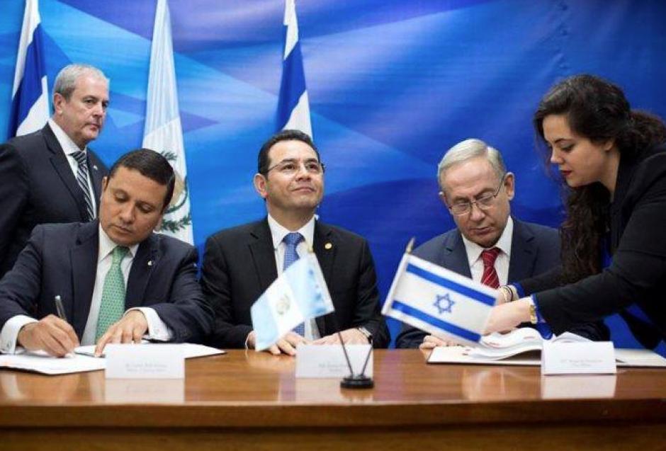 Durante cinco días, el Presidente estuvo de gira oficial en Israel. (Foto: Gobierno)