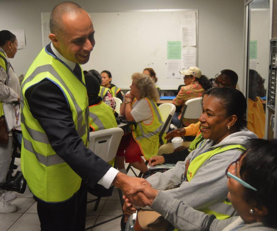 El alcalde les pide a sus migrantes que estén seguros y tranquilos. (Foto: Facebook)
