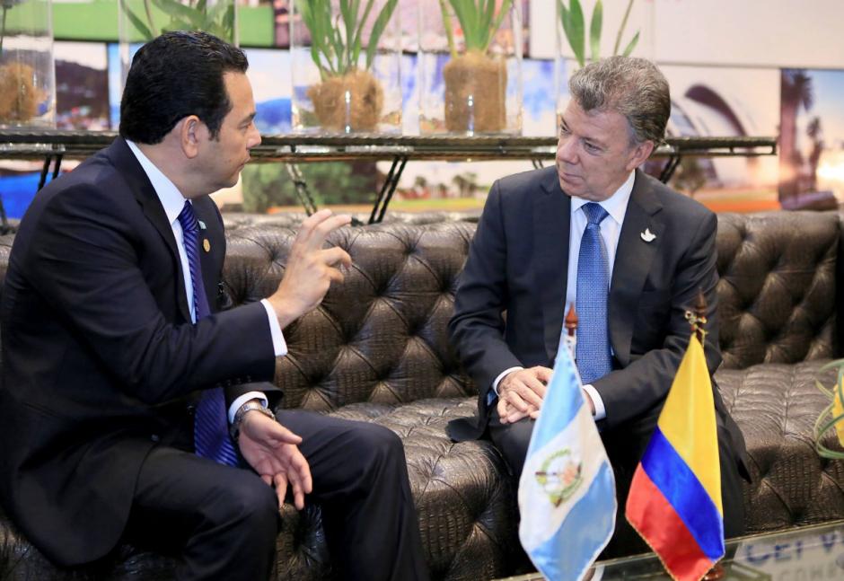 Dos veces ha estado en Colombia: como testigo de los Acuerdos de Paz y en la Cumbre Iberoamericana. (Foto: Facebook)