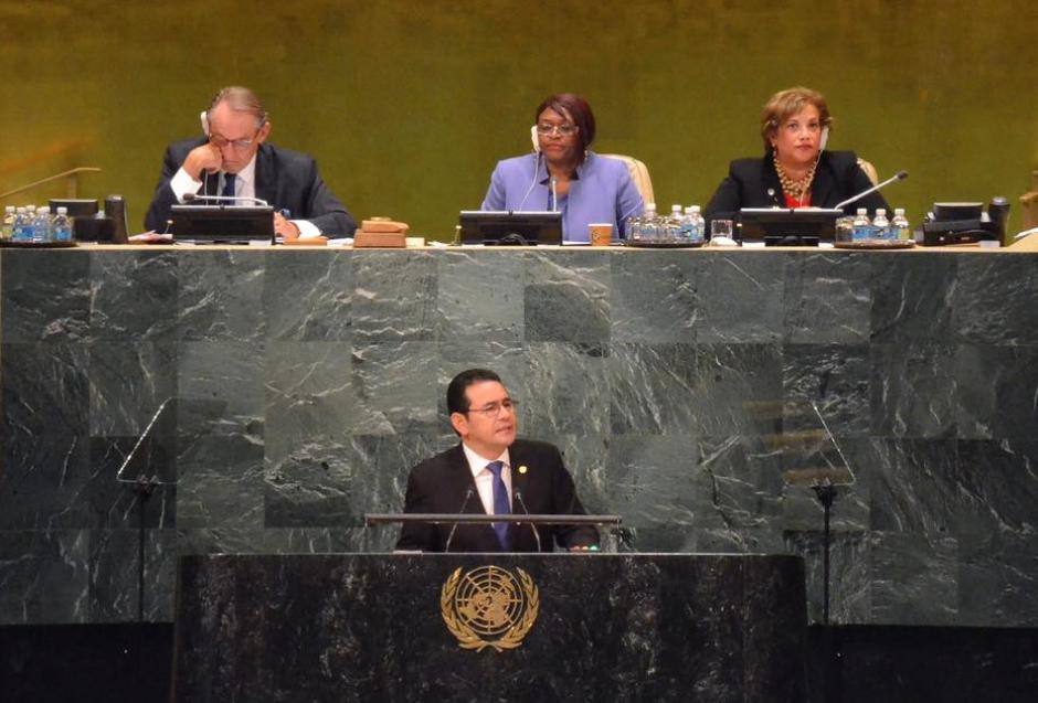 Morales ha comparecido en dos ocasiones ante la Asamblea de la ONU. (Foto: Facebook)