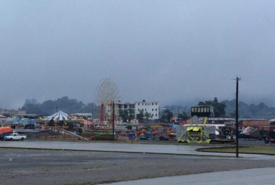 Esporádicamente el área del proyecto se utiliza como recinto ferial. (Foto: Ojoconmipisto.com)
