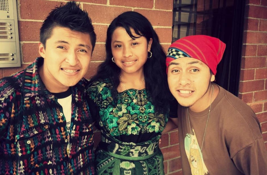 El trío son la sensación en Sololá. (Foto: Facebook)