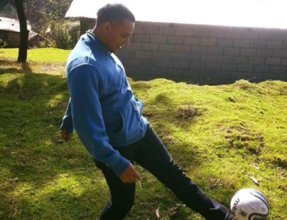 El futbolista militó en el Deportivo Zacapa. (Foto: Facebook)