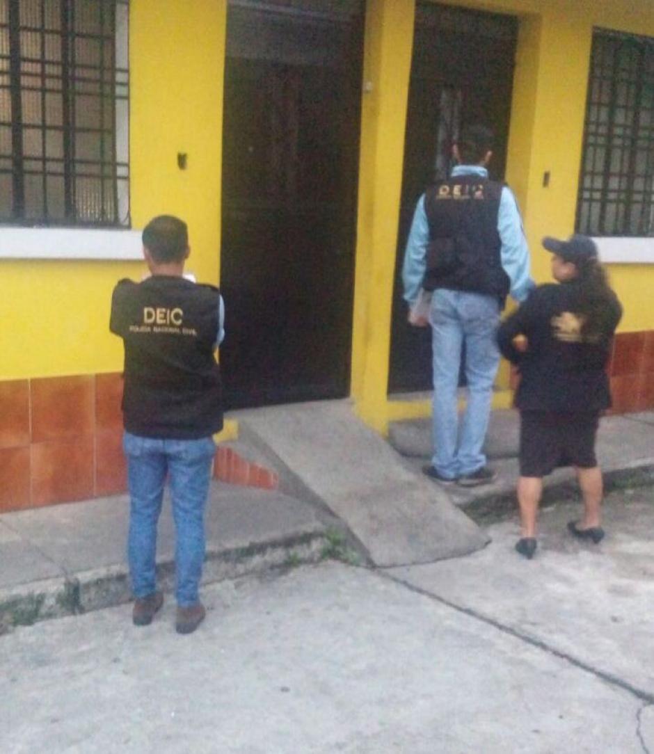 A Martínez Rodríguez se le sindica de agresión sexual en contra de un menor de seis años. (Foto: PNC)
